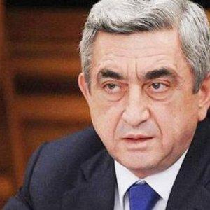 Sarkisyan'dan Almanya'ya flaş çağrı