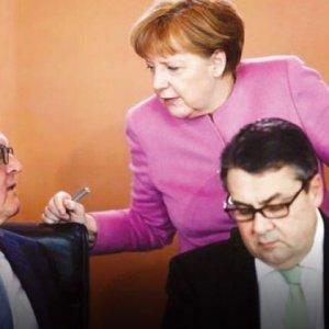 Türkiye'nin gözü Almanya'da !