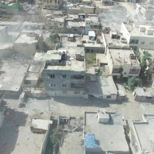 Nusaybin'de son durum: 70 terörist kıstırıldı