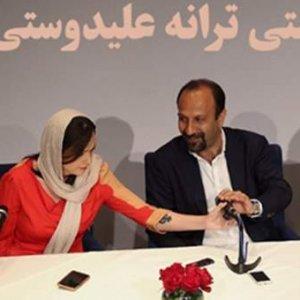 İranlı kadın ülkede kriz yarattı