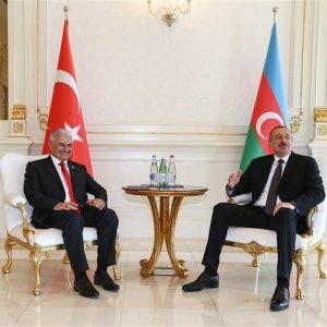 Aliyev'den Almanya'ya 'soykırım' tepkisi