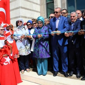 Erdoğan'dan büyükelçilik açıklaması