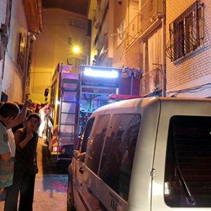 Bursa'da yangın çıktı !