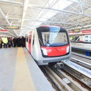 Ankara'nın yeni metro hattı açılıyor !