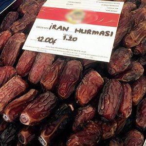 Ramazan ayında İran hurmasının fiyatı iki kat arttı