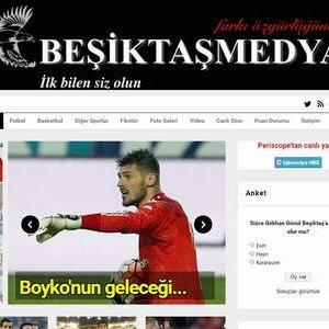 Beşiktaş Medya yayında