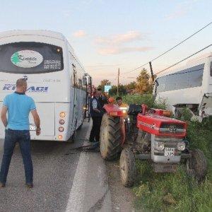Bir otobüs faciası da Bolu'dan ! Çok sayıda yaralı var
