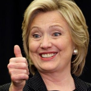 Hillary Clinton'a müjde