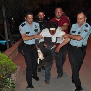 Edirne'de bahşiş terörü: 7 yaşındaki çocuğu rehin aldı