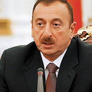 Aliyev'den taziye mesajı