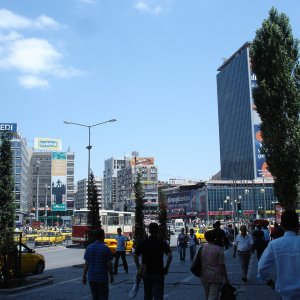 Ankara'da önlemler hat safhada !