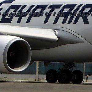 Mısır uçağına bomba ihbarı
