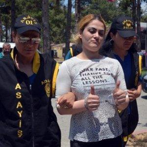 Eşini öldüren Çilem'e 15 yıl hapis