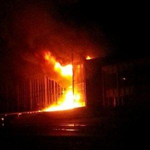 Eskişehir'de şiddetli patlama !