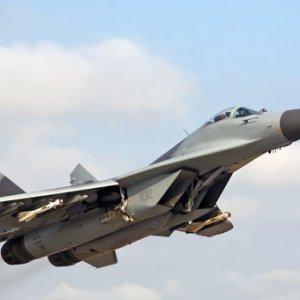 Moskova yakınlarında uçak düştü