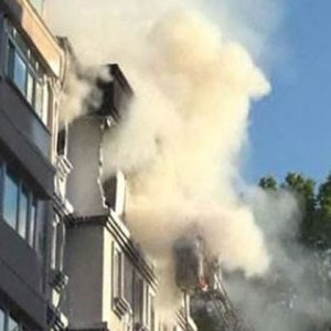 Beyoğlu'nda patlama: 1 ölü, 1 yaralı