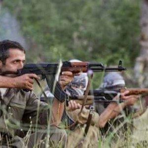 Çatışma çıktı: 1 PKK'lı öldürüldü !