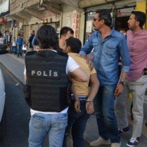 Diyarbakır'da tam 600 polisin katıldığı dev operasyon !