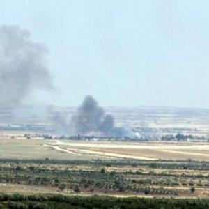 DEAŞ'a bir darbe daha: 5 terörist öldürüldü