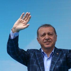 Erdoğan Kayseri yolcusu