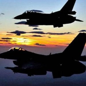 Türk Jetleri Rusya üzerinde !