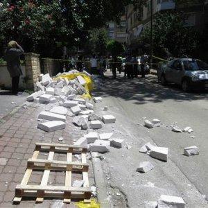 Kadıköy'de akılalmaz kaza !
