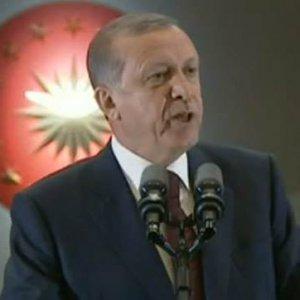 Erdoğan: 'Türkiye birinci sırada'