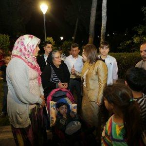 Gaziantep'in ''Fıstık Gibi'' parkı hizmete girdi