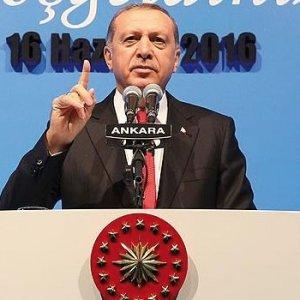 Erdoğan'dan Avrupa Parlamentosuna sert çıkış !