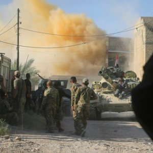 O bölge IŞİD'den geri alındı !