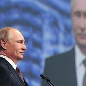 Putin: Zorluklara rağmen Türkiye'ye gazı kesmedik