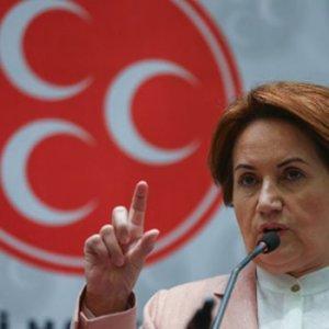 MHP'li muhaliflerde çatlak: Akşener ayrıldı