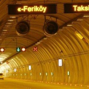 İstanbul'a 7 yeni tünel müjdesi