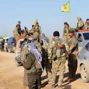 YPG 'askerlik şubesi' kurdu !