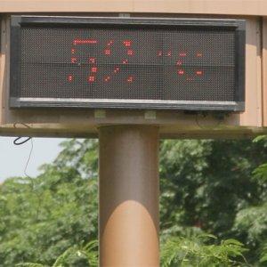 Adana'da termometreler 52 dereceyi buldu !