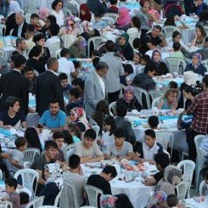 CHP'nin iftarında skandal !