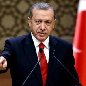 Almanlar'dan Erdoğan'a suç duyurusu !