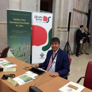 Türel, OECD Dirençli Şehirler Zirvesi'nde Antalya'yı anlattı