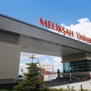 Melikşah Üniversitesi'ne kayyum atandı