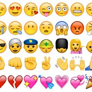 72 yeni emoji geldi işte o liste