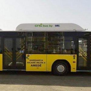Diyarbakır'da otobüs şoförlerinden ilginç eylem !