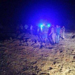 Mardin'de bomba yüklü araçla saldırı !