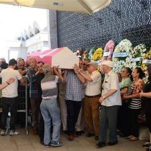Yaşar Nuri Öztürk'e son görev