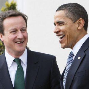 Obama'dan İngiltere için ilk açıklama