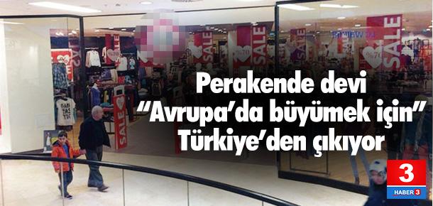 C&A Türkiye'den çıkıyor !