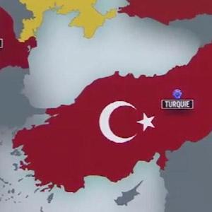 TRT'de büyük skandal ! Trakya'yı haritadan sildi...