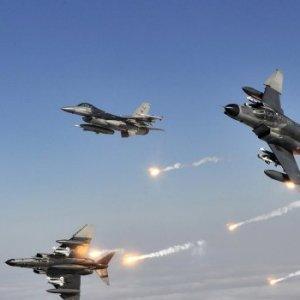 PKK'nın inleri vuruldu !