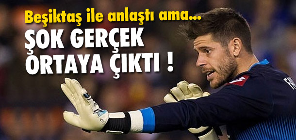 Beşiktaş'ta şok ! Fabricio sakatmış...