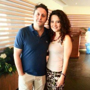 İlker Ayrık'ın eşinin fotoğrafları ortaya çıktı