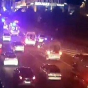 İstanbul'da 'ambulans' paniği